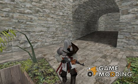 Kfu's Ezio Auditore de Firenze for Counter-Strike 1.6