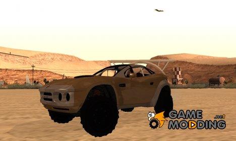 Coil Brawler GTA V для GTA San Andreas