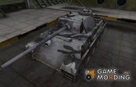 Шкурка для немецкого танка PzKpfw V Panther для World of Tanks