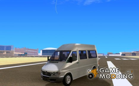Mercedes-Benz Sprinter Van для GTA San Andreas