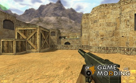 TMP для Counter-Strike 1.6