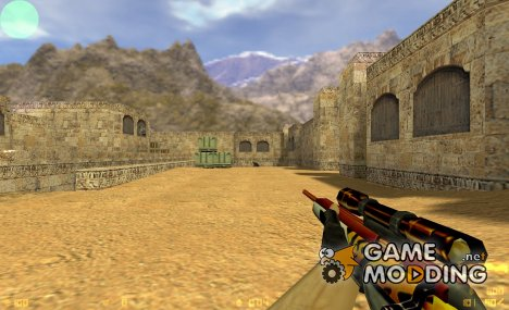 Safari Scout для Counter-Strike 1.6