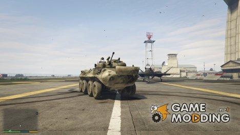 "BTR-90 ""Rostok"" for GTA 5"