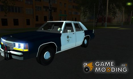 Ford Crown Victoria LTD для GTA San Andreas