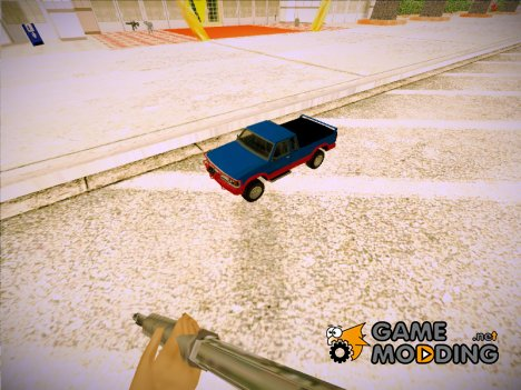 RC Pickup Off Road для GTA San Andreas