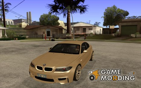 BMW 1M E82 Coupe for GTA San Andreas