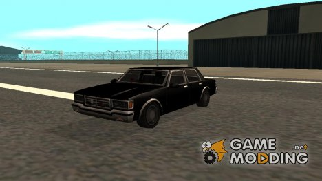 New FBI в стиле SA for GTA San Andreas