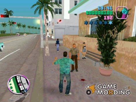 Регенерация для GTA Vice City
