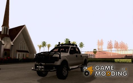 Ford Super Crew 4x4 for GTA San Andreas