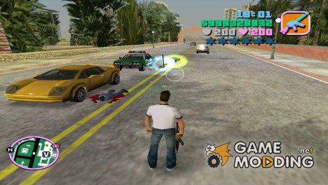 Infection for GTA Vice City