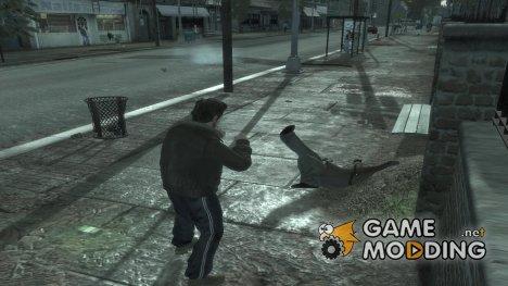 Kung-Fu MOD for GTA 4
