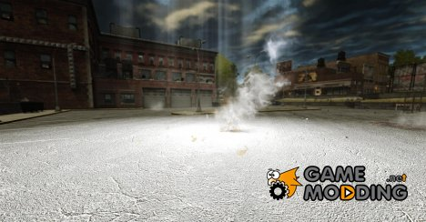 Слепящий коктейль Молотова for GTA 4