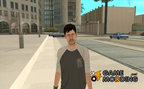 Tony Hawk's Cole for GTA San Andreas