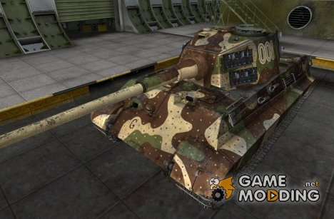 PzKpfw VIB Tiger II DerSlayer для World of Tanks