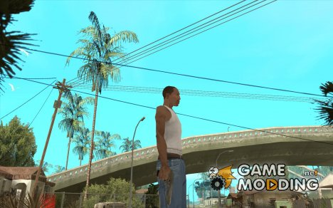 Тульский Токарев - ТТ for GTA San Andreas