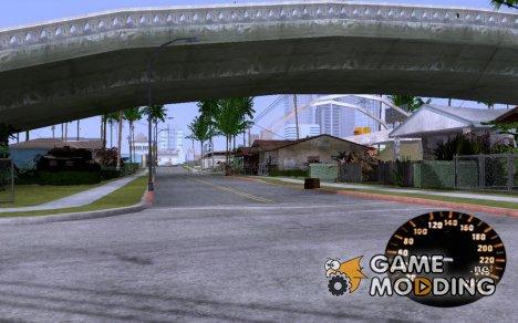 Cпидометр BMW для GTA San Andreas