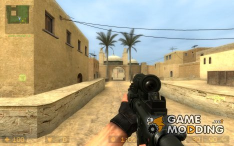 SureShot Industries HKM4 для Counter-Strike Source