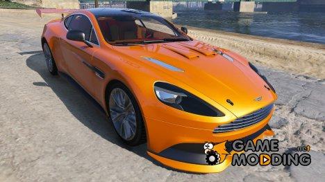 2012 Aston Martin Vanquish for GTA 5
