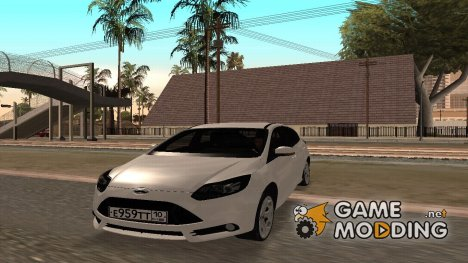 Ford Focus ST Усатый for GTA San Andreas