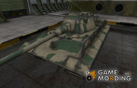 Скин для немецкого танка E-50 Ausf.M для World of Tanks