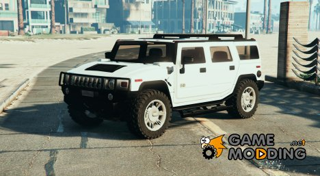 Hummer H2 for GTA 5