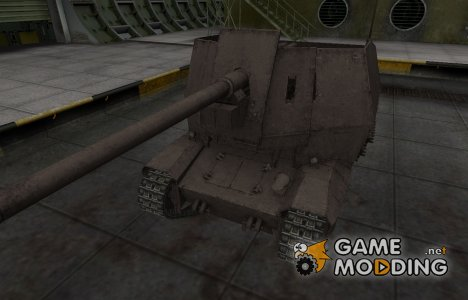 Перекрашенный французкий скин для FCM 36 Pak 40 для World of Tanks