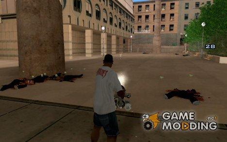 Shet MOD для GTA San Andreas