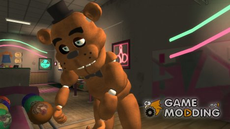 Five Nights at Freddy's (Freddy Fazbear) для GTA 4