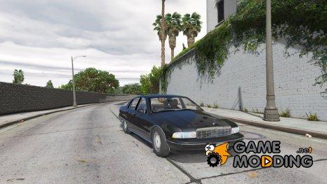 1991 Chevrolet Caprice для GTA 5