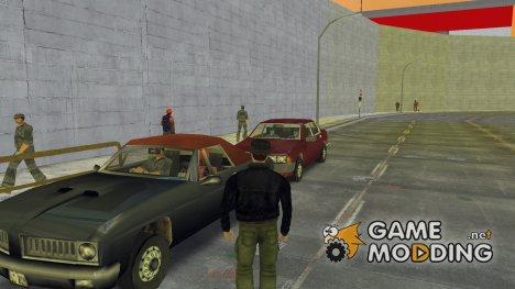 III Passengers для GTA 3