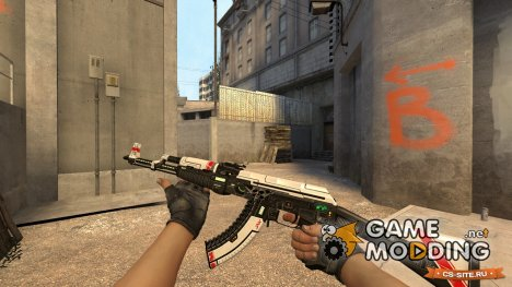 AK-47 resilience for Counter-Strike Source