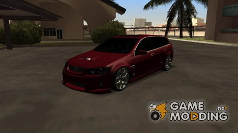 2012 Holden Commodore VE Sportwagon для GTA San Andreas