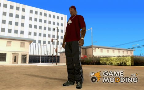 Adio 'Kenny Anderson' Shoes для GTA San Andreas