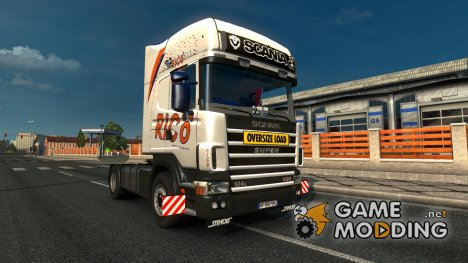 Scania 4 v 2.2.1 for Euro Truck Simulator 2