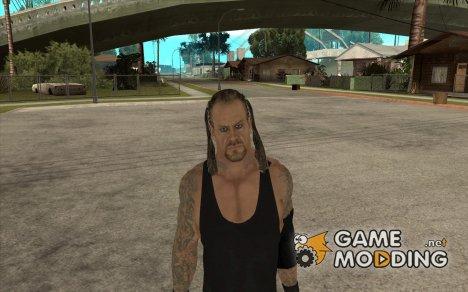 Гробовщик из Smackdown 2 for GTA San Andreas