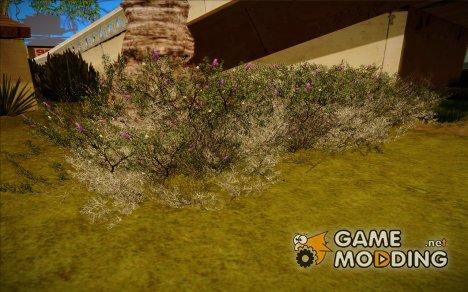 Растительность из GTA V v2 for GTA San Andreas