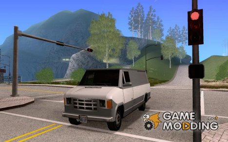 Transporter 1987 - GTA San Andreas Stories для GTA San Andreas