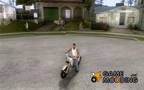 Sanchez тюнинг для GTA San Andreas