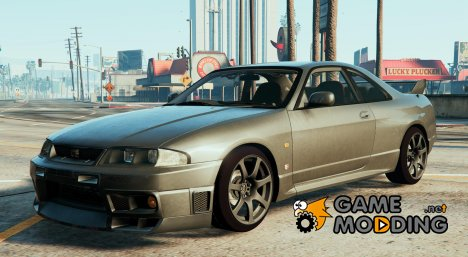 Nissan Skyline R33 GTR HQ for GTA 5
