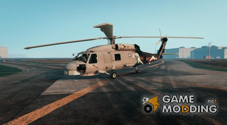 Sikorsky SH-60 Seahawk Navy for GTA 5