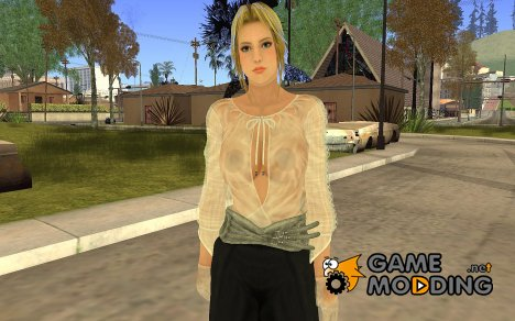 Hellen DoA for GTA San Andreas