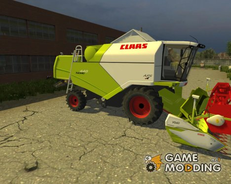 Claas Tucano 440 V 2.1 for Farming Simulator 2013