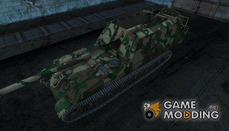 шкурка для Gw-Tiger от JohnAmore for World of Tanks