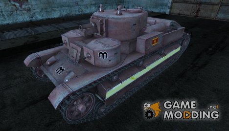 Т-28 KaizerG1 для World of Tanks