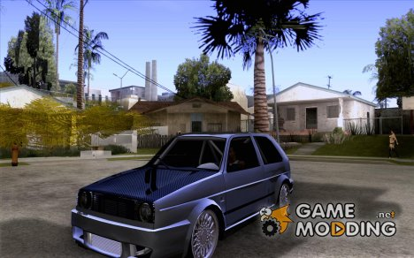 Volkswagen Golf GTI 2 Tuning for GTA San Andreas
