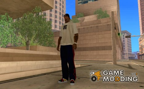 Jordan Shoes ULTIMATE EDITION для GTA San Andreas