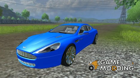 Aston Martin Rapide для Farming Simulator 2013