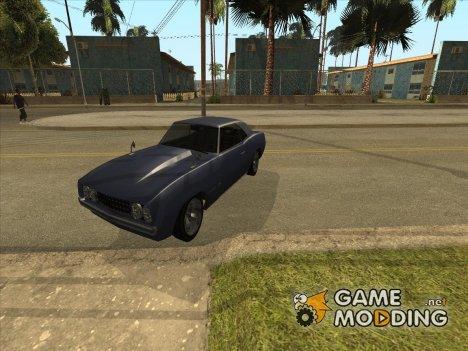 HD & HQ пак всех транспортных средств by Finn'li for GTA San Andreas