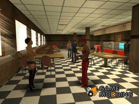 Гантонский ломбард для GTA San Andreas