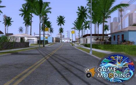 Спидометр 4 Dragon для GTA San Andreas